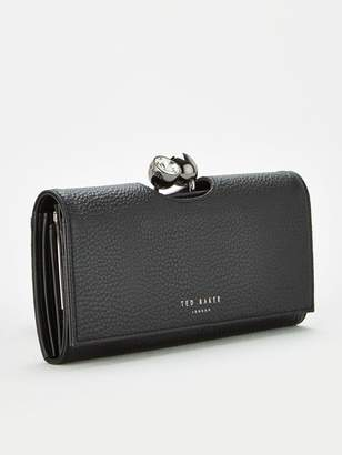 Ted Baker Solange Twisted Crystal Bobble Matinee Purse - Black