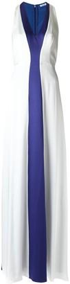 Tufi Duek contrasting detail dress