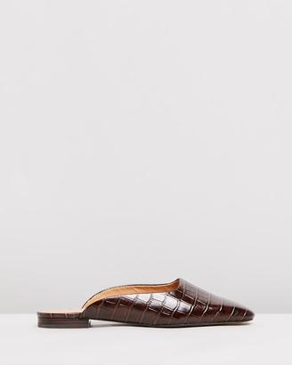 Skin Kael Leather Mules