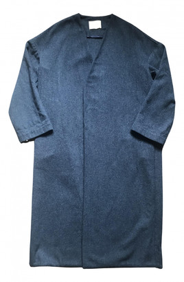 Paloma Wool Blue Wool Coats