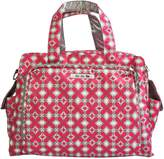 Ju-Ju-Be Be Prepared Diaper Bag, Pink Pinwheels