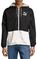Puma Colorblock Zipper Jacket