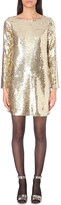 Claudie Pierlot Random sequined dress