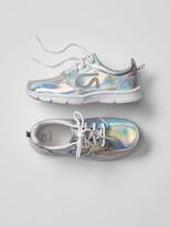 Gap GapFit kids metallic sneakers