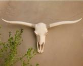 Viva Terra Hand-Carved Fir Longhorn
