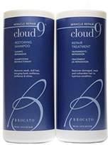 Brocato Cloud 9 Miracle Restoring Shampoo and Cloud 9 Miracle Daily Restoring Conditioner 32 Ounce Each
