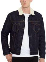 Levi's Men's Button-Down Denim Jacket