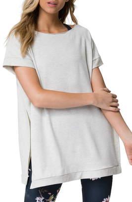 Onzie Split Short Sleeve Sweatshirt