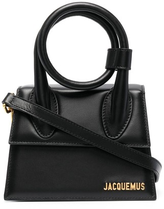 Jacquemus small Le Chiquito top-handle bag