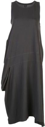 Y's Asymmetric Dress