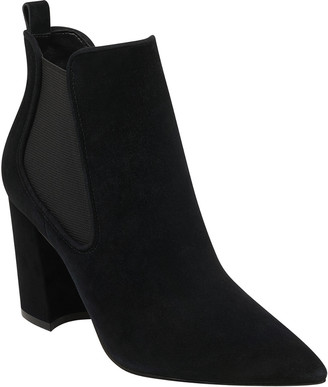 Marc Fisher Taci Suede Bootie