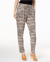 Calvin Klein Printed Soft Pants