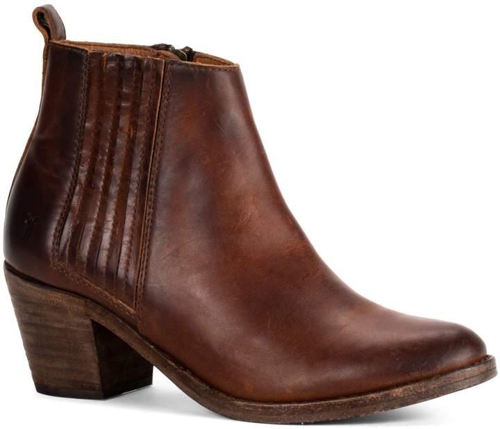 Frye Alton Leather Chelsea Boots