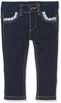 Benetton Girl's Trousers,11-12 Years (Manufacturer Size:X-Large)