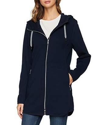 Tom Tailor NOS) Women's 1007946 Sweatshirt, Sky Captain Blue 10668, XXX-Large