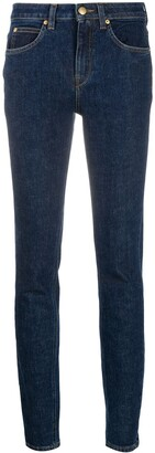 L'Autre Chose Mid-Rise Skinny Jeans