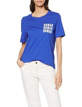 Selected Women's SLFASHLEY SS TEE EX T-Shirt,S