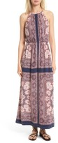 Joie Women's Alandra Silk Maxi Dress