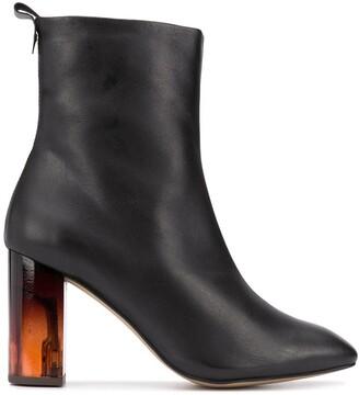 Kurt Geiger Block Heel Boots