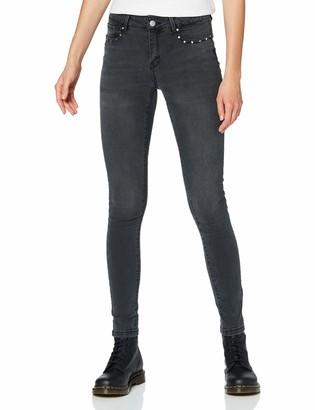 Vero Moda Women's Vmseven MR Slim Jeans GU118 LCS Trouser