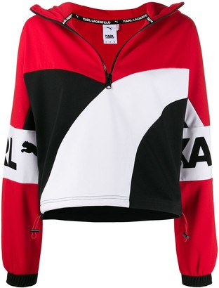 Puma x Karl Lagerfeld sweatshirt