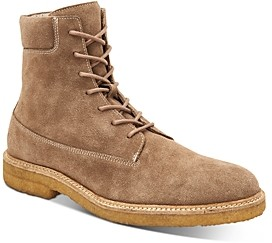 AllSaints Men's Marco Suede Lace-Up Boots