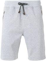 Brunello Cucinelli jogging shorts - men - Cotton/Polyamide - XXL