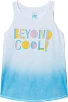 Animal Blue Coolartoo Slogan Vest