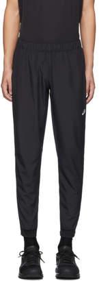 Asics Black D1 Lounge Pants