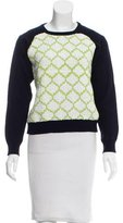 J.W.Anderson Embroidered Wool Sweater