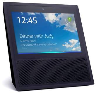 "Amazon Echo Show Alexa-enabled Bluetooth Speaker with 7"" Screen"