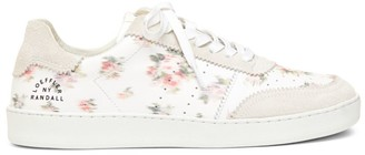 Loeffler Randall Keeley Low-Top Leather Sneakers
