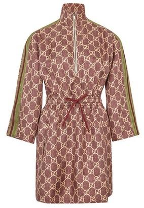 Gucci GG Supreme dress