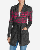 Eddie Bauer Women's Spirit Falls Cardigan Sweater