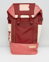 Eastpak Bust Backpack In Merge Pink