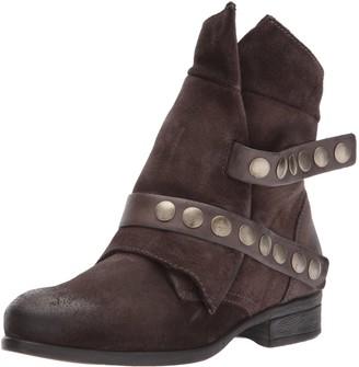 Miz Mooz Women's Silvia Boot Grey 36 M EU (5.5-6 US)