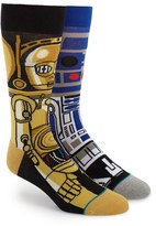 Stance Men's 'Star Wars(TM) - Droid' Socks