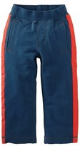 Tea Collection Side Stripe Pants (Toddler Boys)