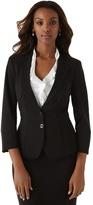 White House Black Market Seasonless Jacket