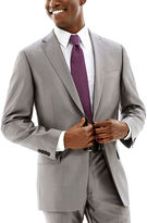 Claiborne Shimmer Herringbone Stretch Suit Jacket