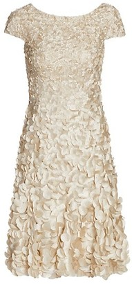 Theia Petal Dress