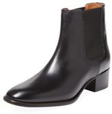 Frye Dara Leather Chelsea Boot
