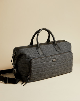 Ted Baker RUFFLE Textured holdall