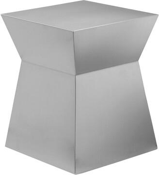 Pangea Cubix Hour Glass Side Table