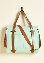ModCloth Camp Director Tote in Mint