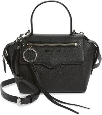 Rebecca Minkoff Gabby Small Leather Satchel