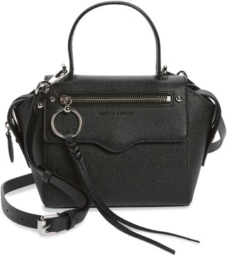Rebecca Minkoff Small Gabby Leather Satchel