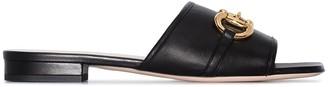 Gucci Horsebit slip-on sandals