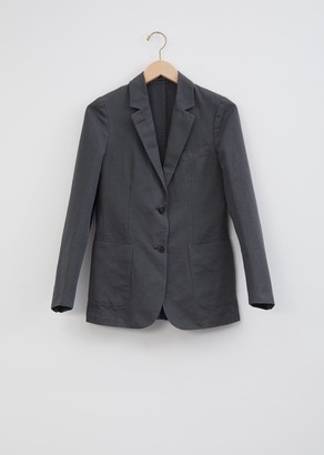 Officine Generale Vanessa Cotton & Linen Jacket