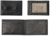 Johnston & Murphy Two-Fold Money Clip Wallet